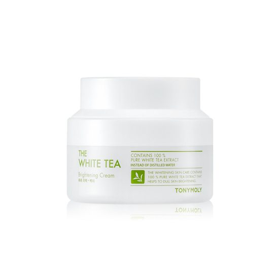 TonyMoly The White Tea Brightening Cream