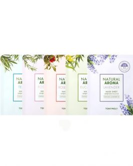 TonyMoly Natural Aroma Mask Sheet