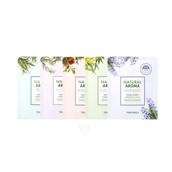 TonyMoly Natural Aroma Mask Sheet