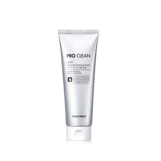 TonyMoly Pro Clean Soft Moisture Cleansing Foam