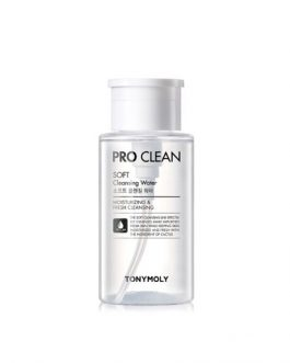 TonyMoly Pro Clean Soft Cleansing Water 200ml