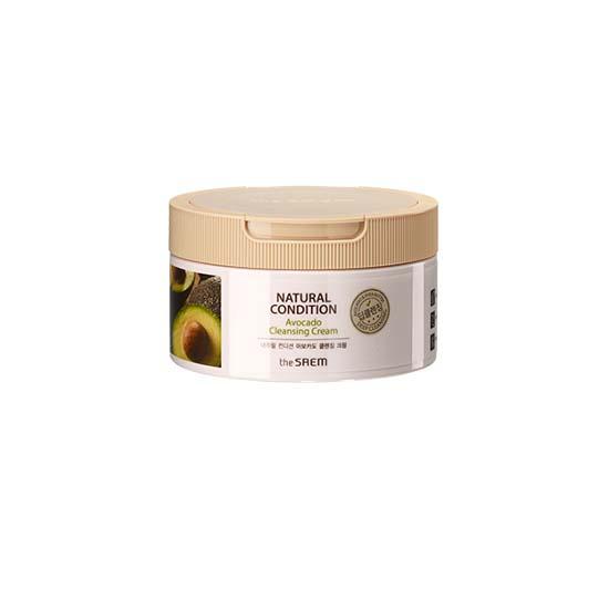 TheSaem Natural Condition Lotus Cleansing Cream