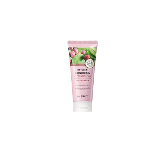 the SAEM Natural Condition Cleansing Foam – Moisture