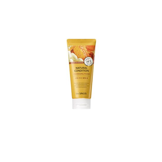 the SAEM Natural Condition Cleansing Foam – Double Whip