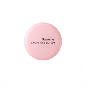 the SAEM Saemul Perfect Pore Pink Pact
