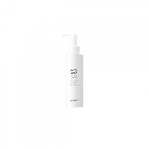 TheSAEM Phyto Seven Oil to Foam Cleanser