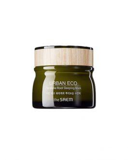 the SAEM Urban Eco Harakeke Root Sleeping Mask