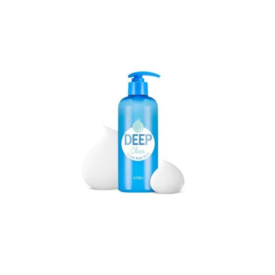 A'pieu Deep Clean Cream Body Wash