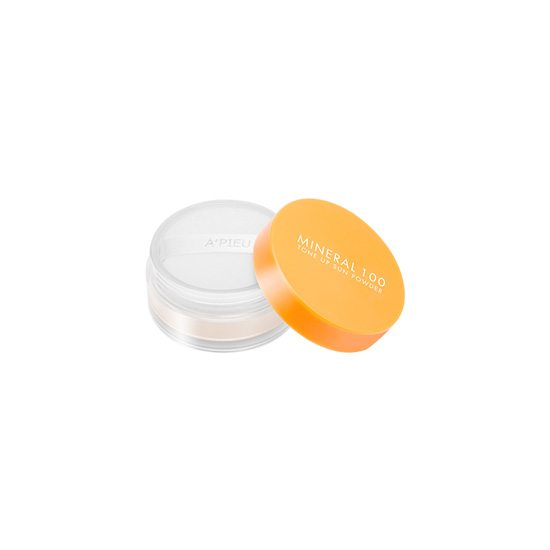 A'PIEU Mineral 100 Tone Up Sun Powder SPF50+/PA+++