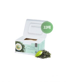 A'pieu Daily Sheet Mask – Green Tea(Soothing)