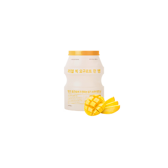 A'pieu Real Big Yogurt One-bottle(Mango)