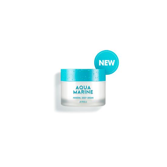 A'pieu Aqua Marine Mineral Deep Cream