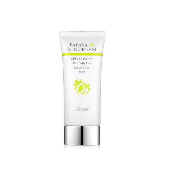 BENTON Papaya-D Sun Cream SPF38 PA+++
