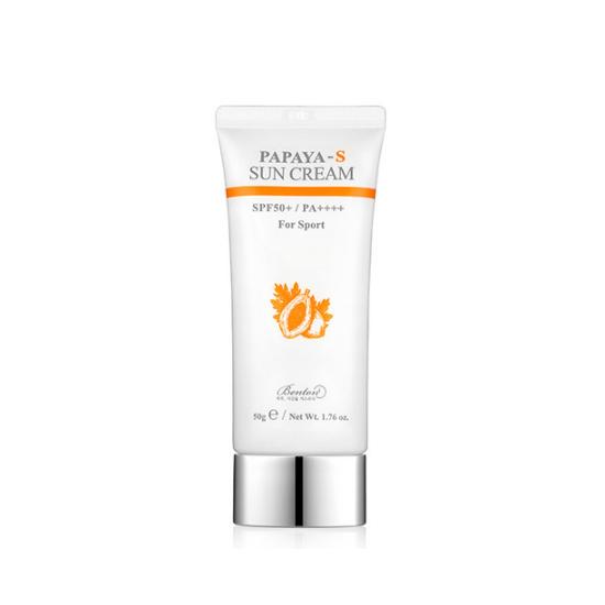 BENTON Papaya-S Sun Cream SPF50+ PA++++