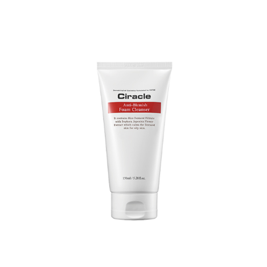 Ciracle Anti-Blemish Foam Cleanser