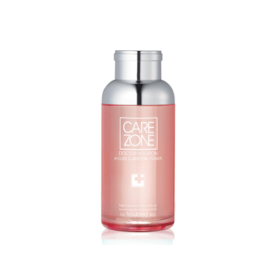 CAREZONE Doctor Solution A-Cure Clarifying Toner