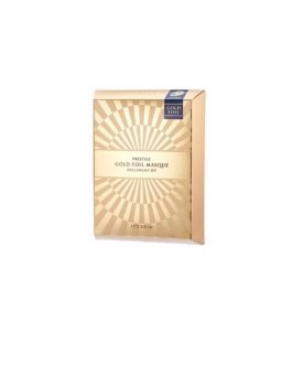 It Skin Prestige Gold Foil Masque D'sscargot Set