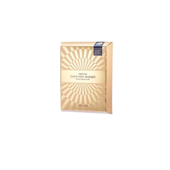 It Skin Prestige Gold Foil Masque D'escargot Set
