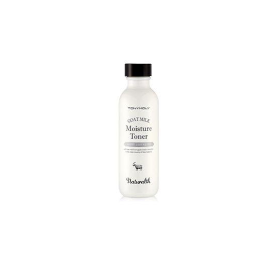 TONYMOLY Naturals Goat Milk Moisture Emulsion