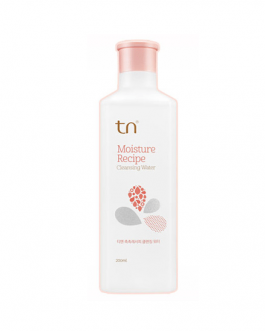 TN Moisturizing Cleansing Water