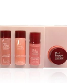 Etude House Red Energy Tension Up Skin Care Kit