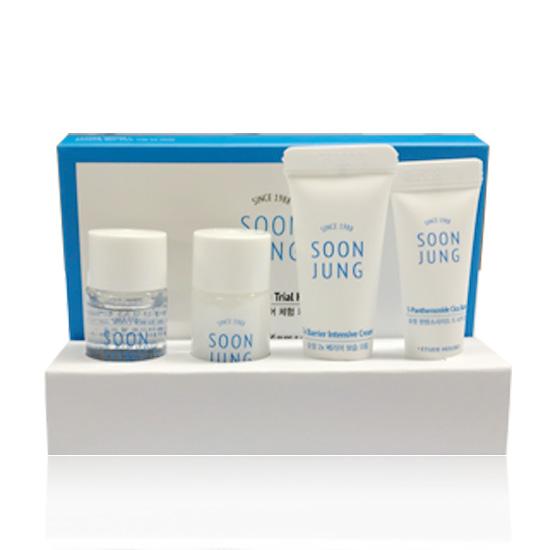 Etude House Soonjung Skin Care Kit