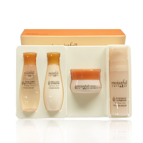 Etude House Moistfull Collagen Skin Care Kit