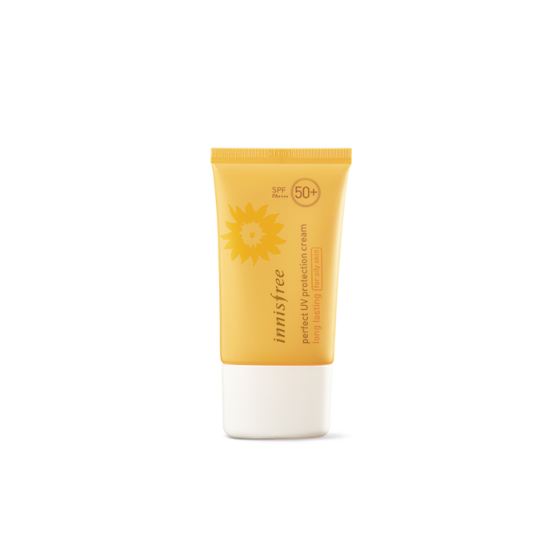Innisfree Perfect UV Protection Cream Long Lasting SPF50+ PA++++ (For Oily Skin)