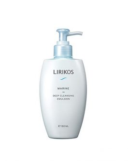 LIRIKOS Marine Deep Cleansing Emulsion