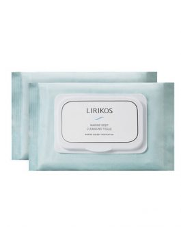 LIRIKOS Marine Deep Cleansing Tissue