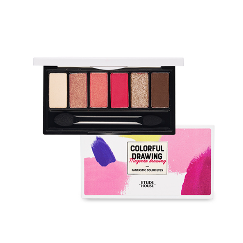 Etude House Colorful Drawing Fantastic Color Eyes