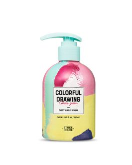 Etude House Colorful Drawing Soft Hand Wash