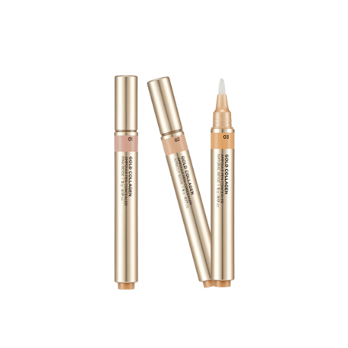 TheFaceShop Gold Collagen Ampoule Pen Concealer