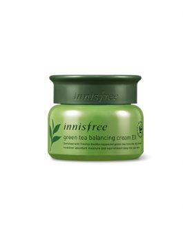 Innisfree Green Tea Balnacing Cream