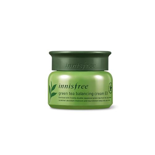 Innisfree Green Tea Balnacing Cream