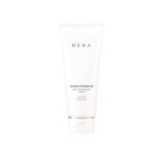HERA White Program Deep Cleansing Foam
