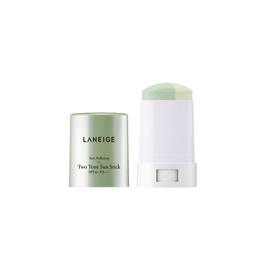 LANEIGE Anti-pollution Two Tone Sun Stick SPF50+/PA++++