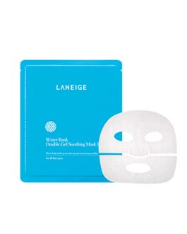 Laneige WaterBank Double Gel Soothing Mask EX