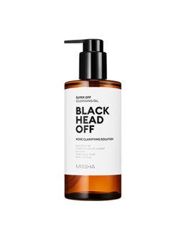 Missha Super Off Cleansing Oil (Black Head Off)