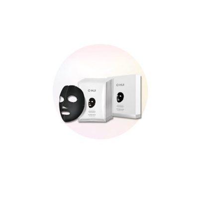 OHUI Extreme White 3d Black Mask