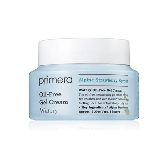 Primera Watery Oil Free Gel Cream