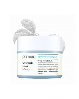 PRIMERA Watery Overnight Mask