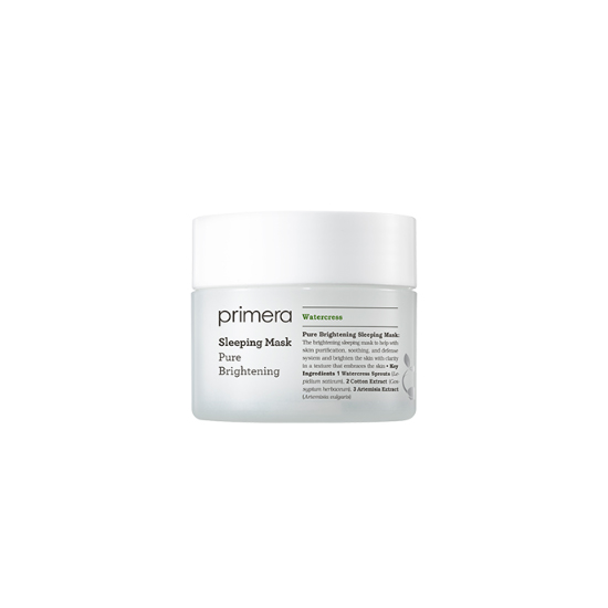PRIMERA Pure Brightening Sleeping Mask