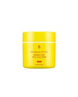 TOSOWOONG SOS Brightening VITA Clinic Bubble Pop Vita Clay Pack