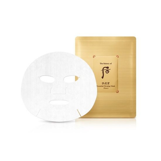 The Whoo Gongjinhyang Essential Firming Mask (Neck&Face)