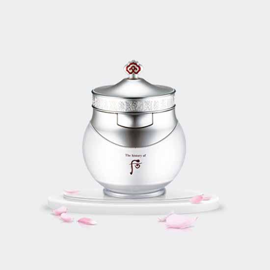 The Whoo Gongjinhyang Seol Whitening & Moisture Cream
