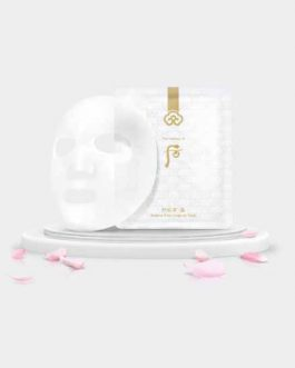 The Whoo Gongjinhyang Seol Radiant White Ampoule Mask