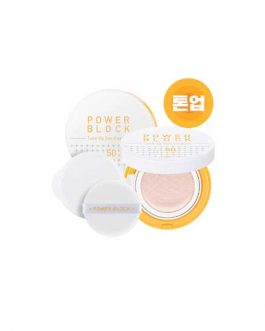A'pieu Power Block Tone-up Sun Cushion SPF50+/PA++++