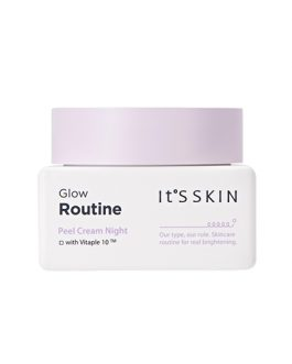 It's Skin Glow Routine Peel Cream Night
