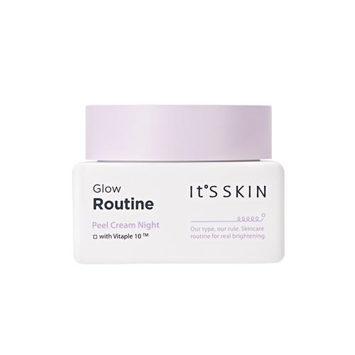 It's Skin Glow Routine Peel Cream Night